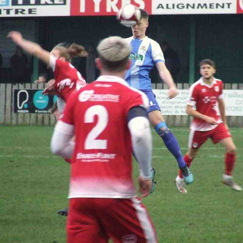 Colne 0-1 Clitheroe 01-01-2020