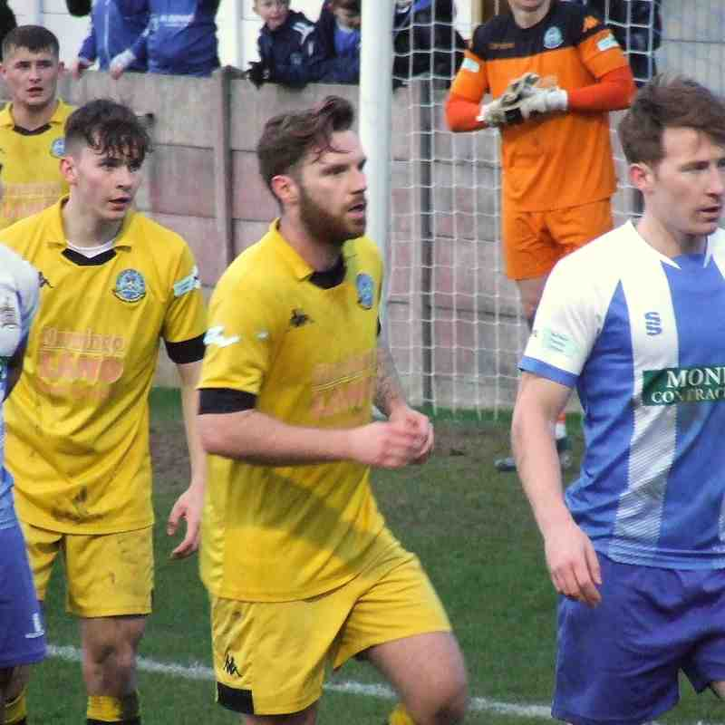 Clitheroe 2-2 Pickering Town 18-01-20