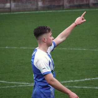 Clitheroe 1-2 Pontefract Collieries 01-02-2020