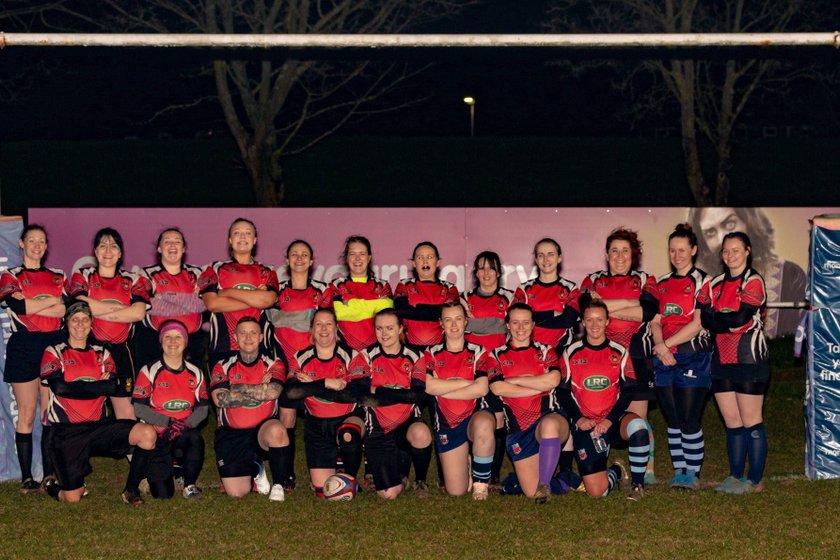 Congleton Ladies Training - 20/02/19