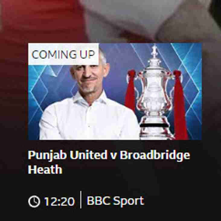 How to Watch Punjab United v Broadbridge Heath