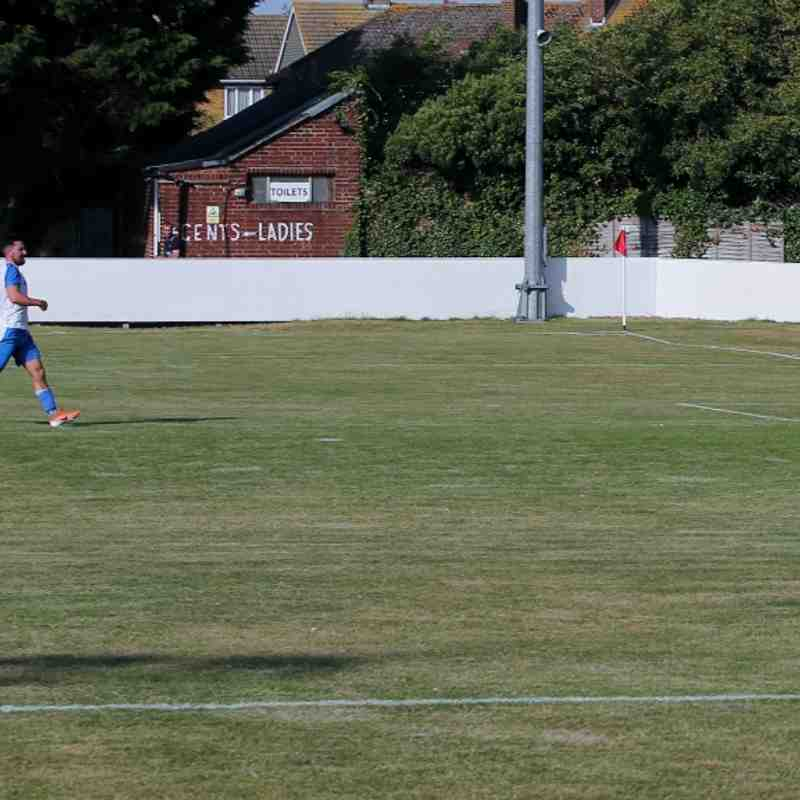 Whitstable Town 3 Newhaven 1 (24/8/19)