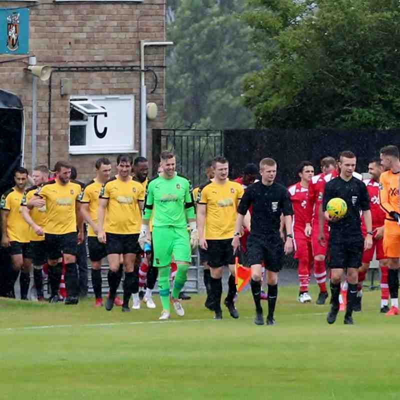 Folkestone Invicta 3 Whitstable Town 1 (27/07/19)