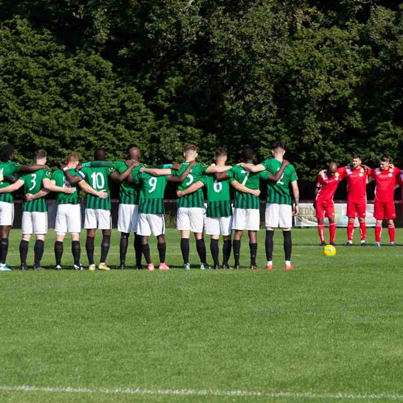 Burgess Hill Town 3 Whitstable Town 2 (21/9/19)