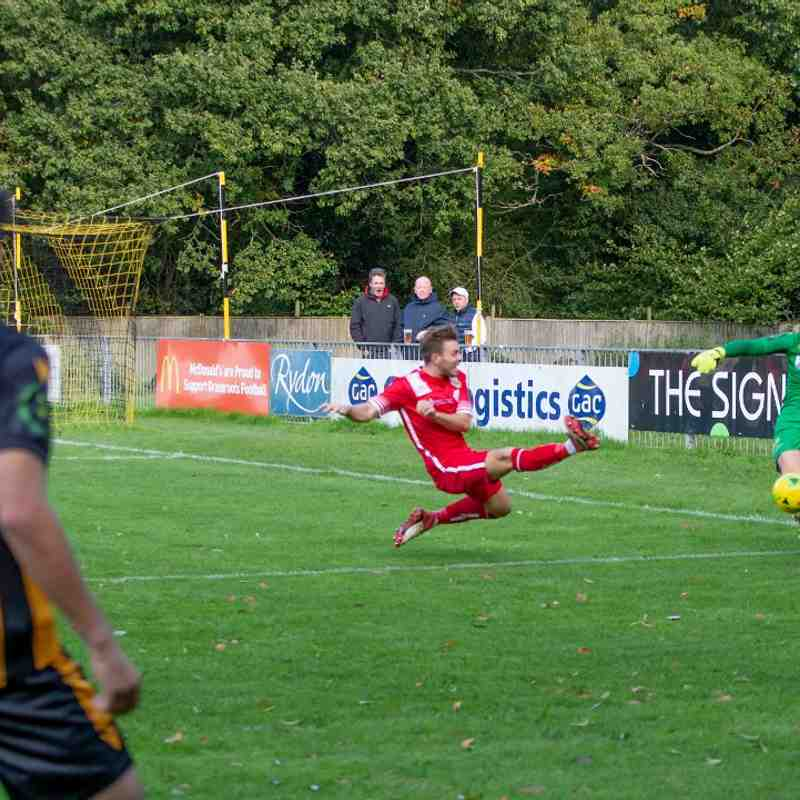 East Grinstead Town 0 Whitstable Town 3 (19/10/19)
