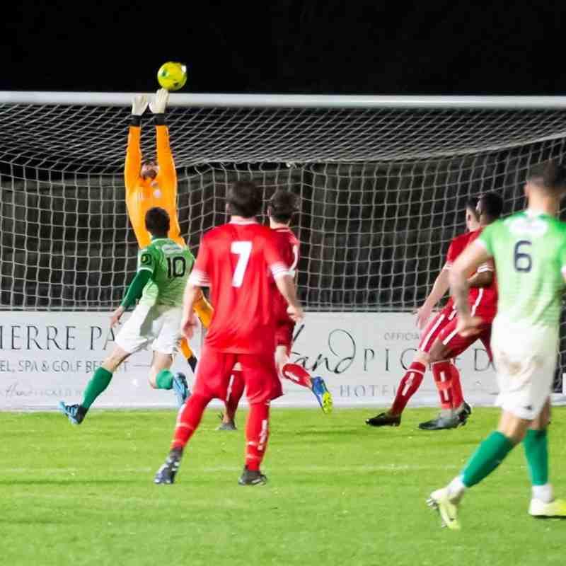 Guernsey 0 Whitstable Town 2 (11/12/19)