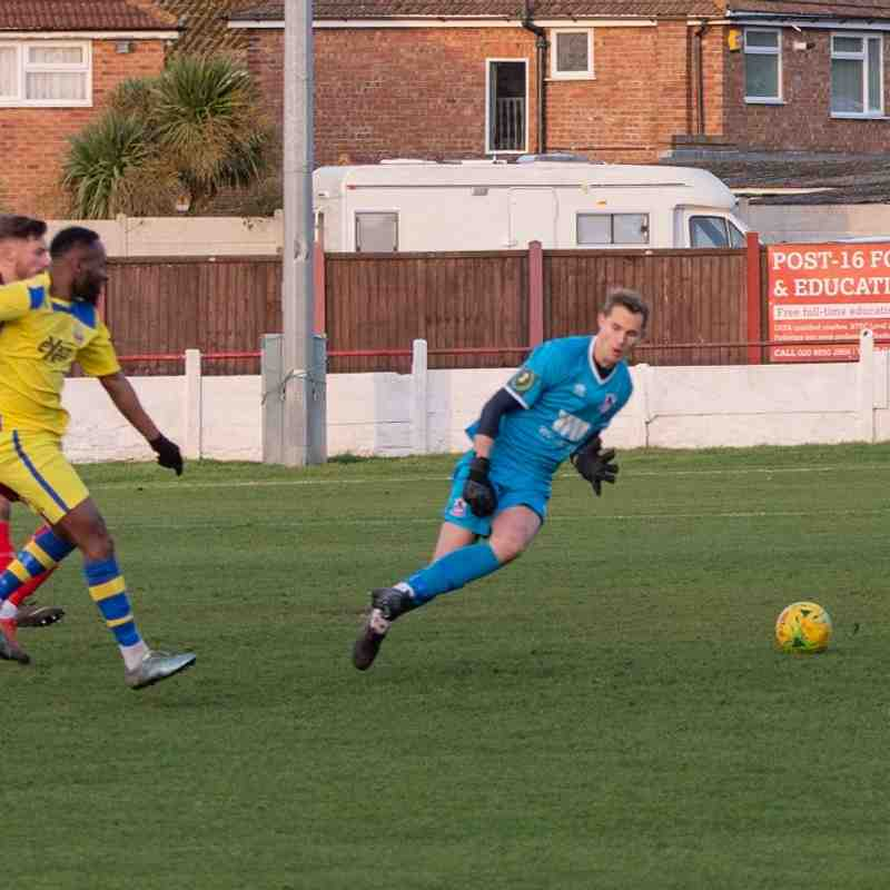 Ramsgate 1 Whitstable Town 1 (14/12/19)