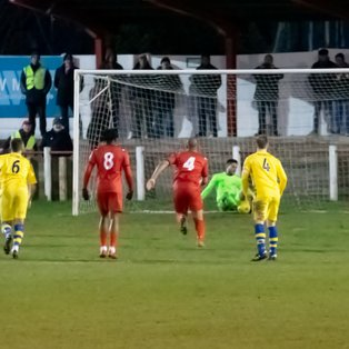 Two Penalty Saves Secure Draw