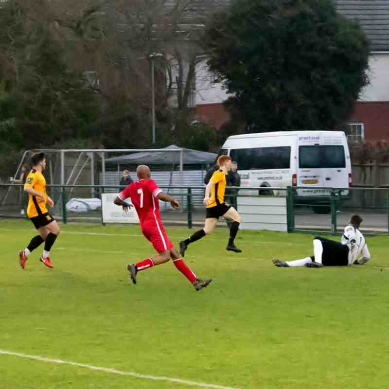Whitstable have their third