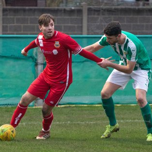 Early Goal Sinks Town