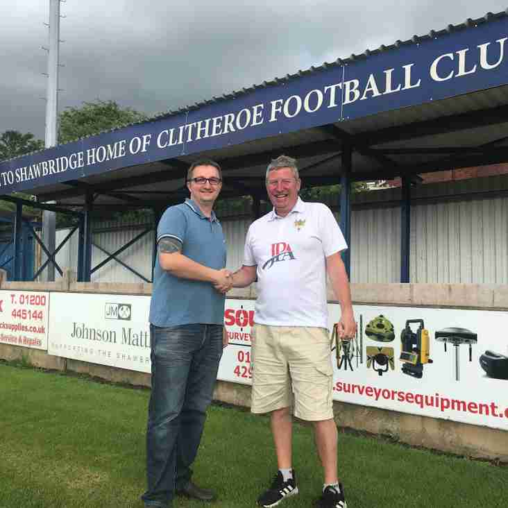 New Commercial Manager For The Blues