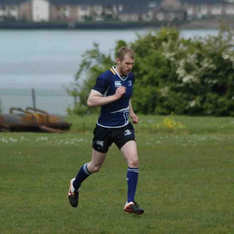 Ulster Juniors v Leinster Juniors 2012 @ Glynn