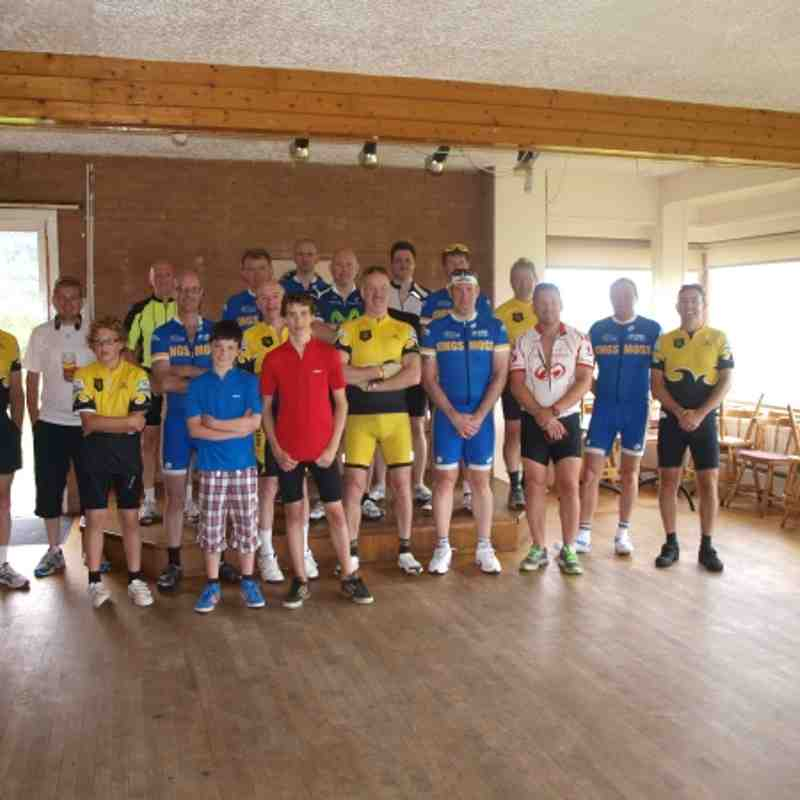 LRFC Fundraising Cycle 2012