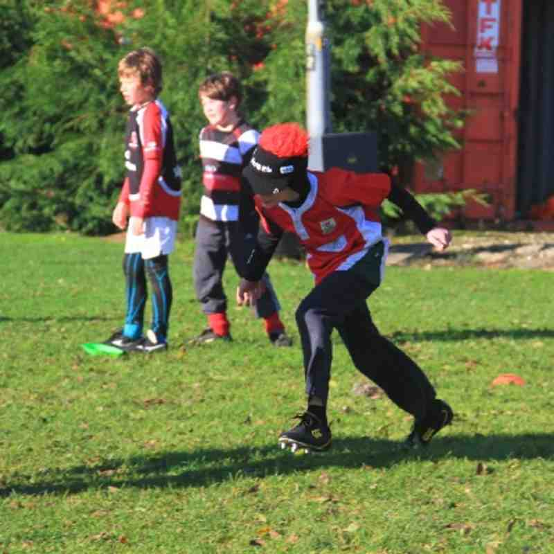 Halloween Rugby Camp