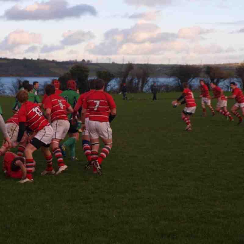 1st XV v Omagh 1st XV - 1st December 2012