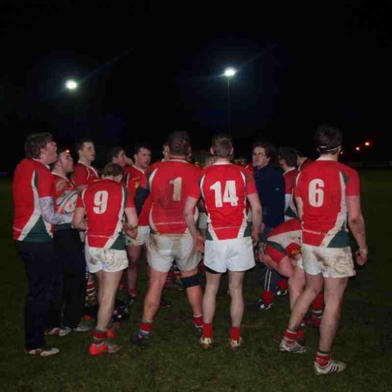Larne U19s become Ulster Champions v Lurgan @ Carrick