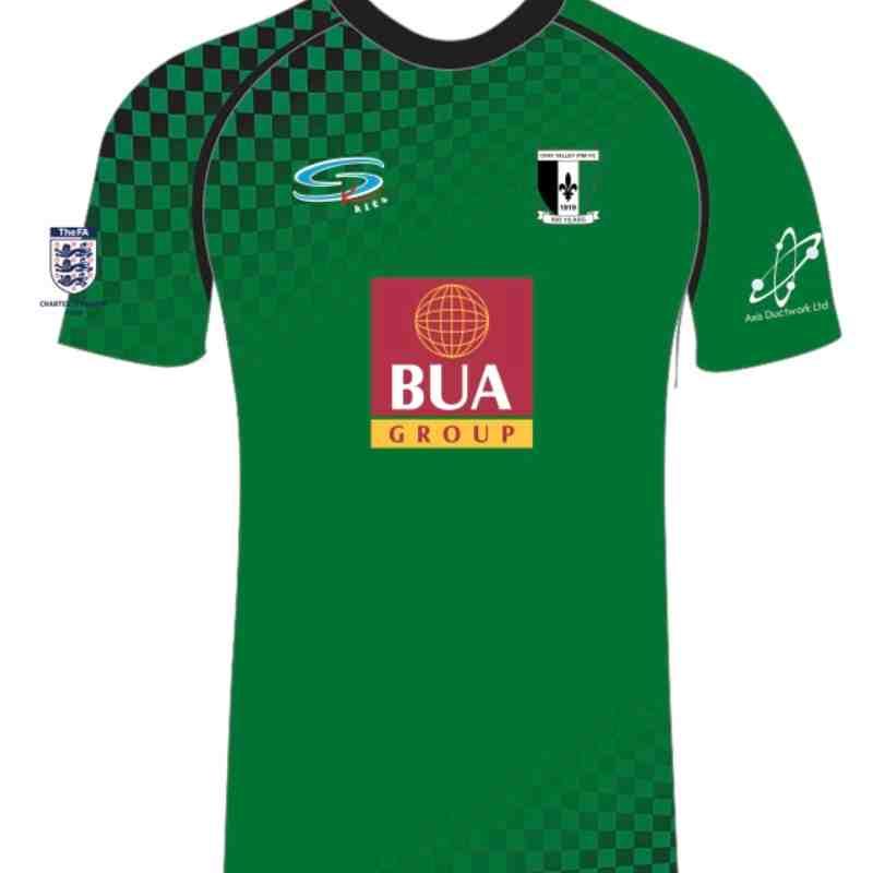 First Team Season 2019/20 Kit Colours