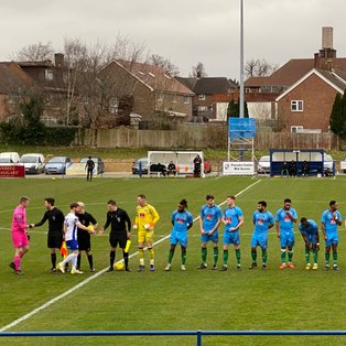 Defeat for the Millers at Haywards Heath Town