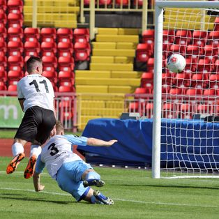Gateshead 0-3 Farsley Celtic