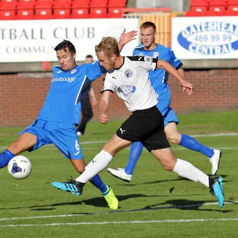 GALLERY: Gateshead 6-0 Ramsbottom United