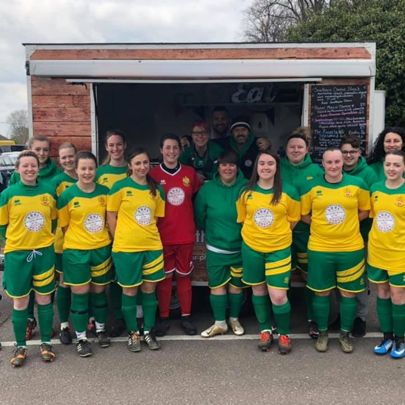 Hitchin Town FC 1st vs Hitchin Town FC Reserves