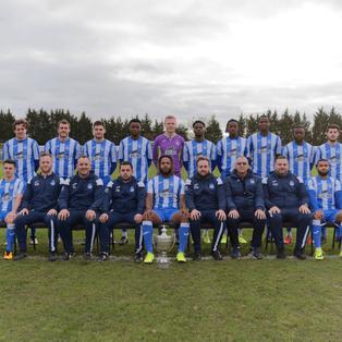 Brentwood Town FC 3-4 Hullbridge Sports FC