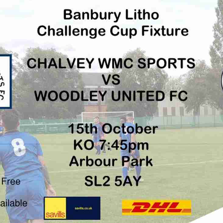 Cup: Chalvey Sports vs Woodley United: Preview