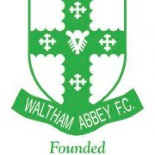 Ware 2 Waltham Abbey 3