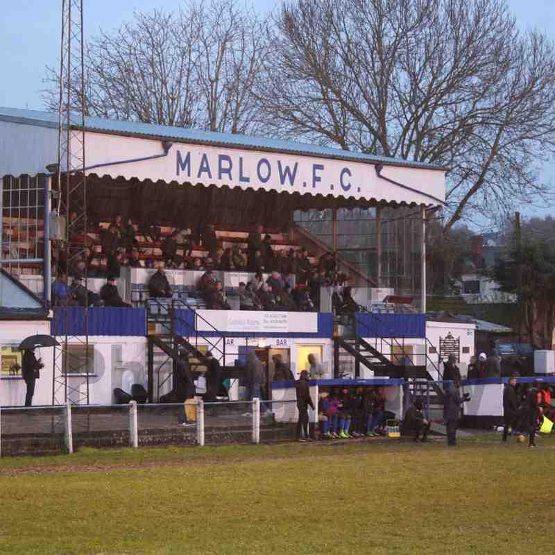 23rd November Harlow 1-1 Marlow