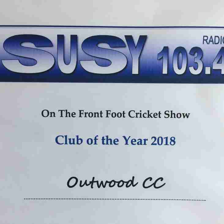 Susy Radio On the Front Foot