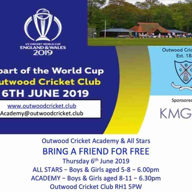 Outwood Academy World Cup Night at the 'Wood