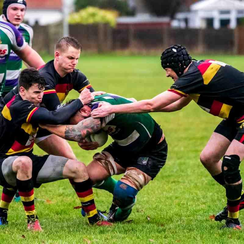 Bognor RFC Vs Eastleigh 01/12/2018(2)