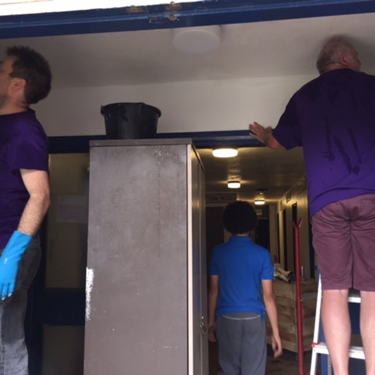 Club gets makeover on the NatWest RugbyForce day!<