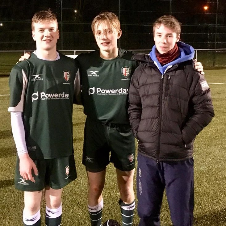 Harrow U15 players selected for Developing Player Programme<