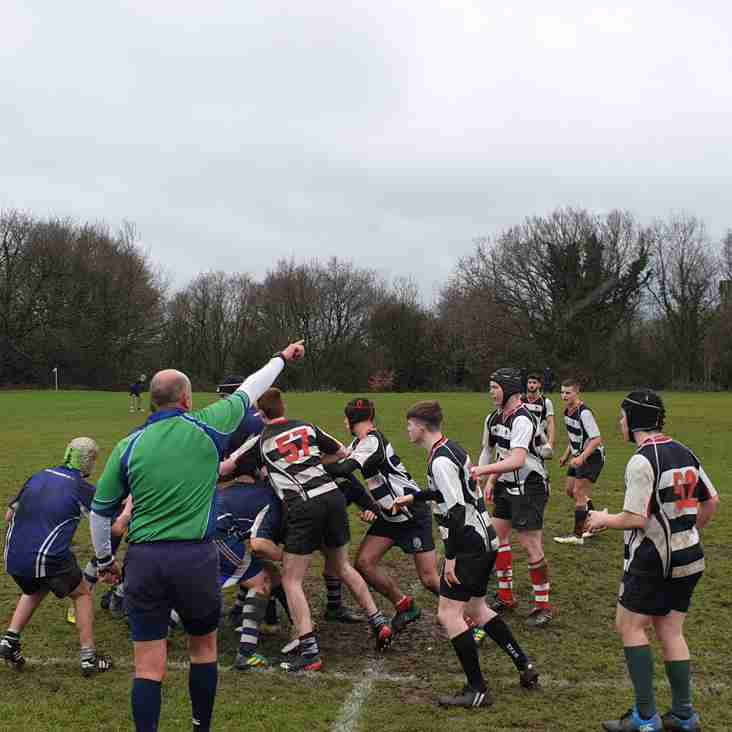 Youth rugby alive and well at Harrow RFC!