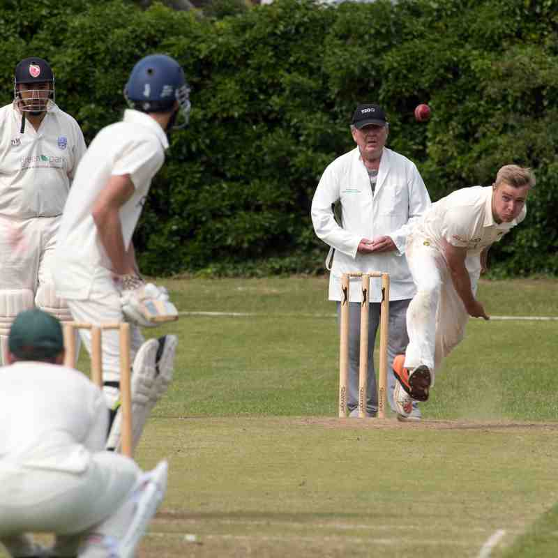 Ashtead win at home but not away- June 22-23