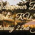 Midsummer Ball - Saturday 22nd June 2019 - Tickets on sale NOW