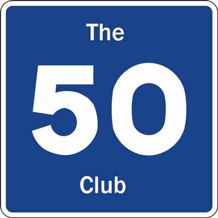 April 50 club winner