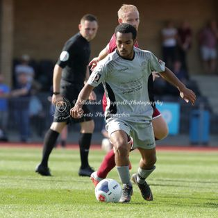 CHELMSFORD CITY 3 3 CHIPPENHAM TOWN Sat 14th Sept 2019