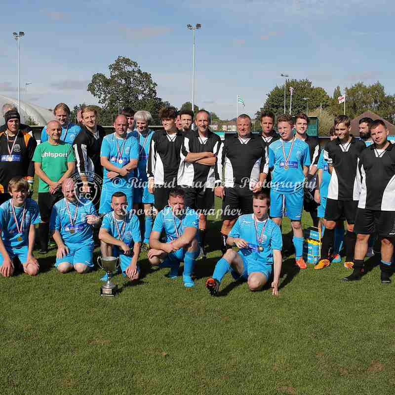 ABILITY COUNTS MATCH PICTURES 15th SEPTEMBER 2019