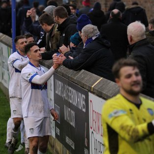 Town stun City with impressive victory