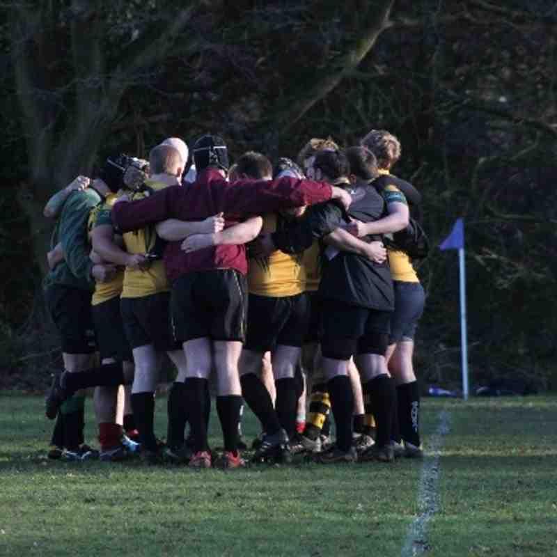 Rovers vs Mistley-Jan 2014