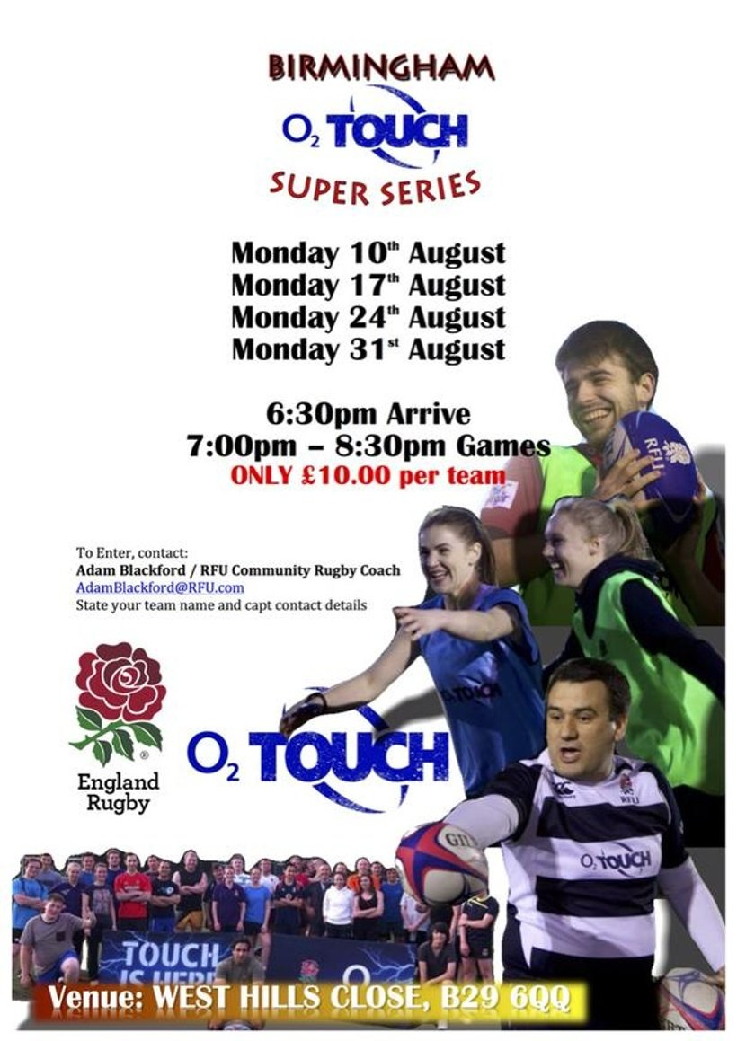 O2 Touch Comes to Birmingham - News - Birmingham Moseley