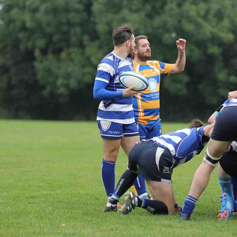 2015Oct03 Old Leamingtonians 3rd vs Coventrians