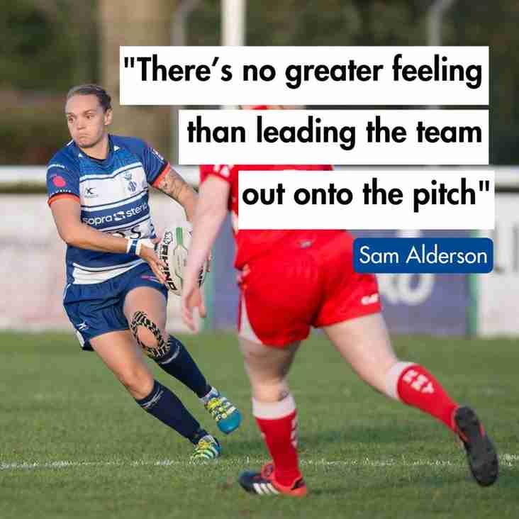 More Recognition For Sam Alderson