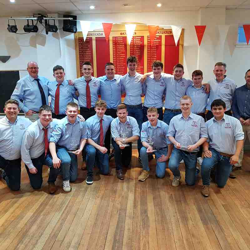 Colts Dinner 2019
