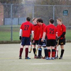 Keele Men's 2XI v Salford 2XI Away
