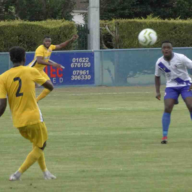 Bearsted 2 AFC Croydon Athletic 2