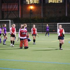 Mens 2's & Ladies 1's day out to manchester