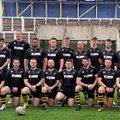 First Team  beat Durham Tigers 40 - 6
